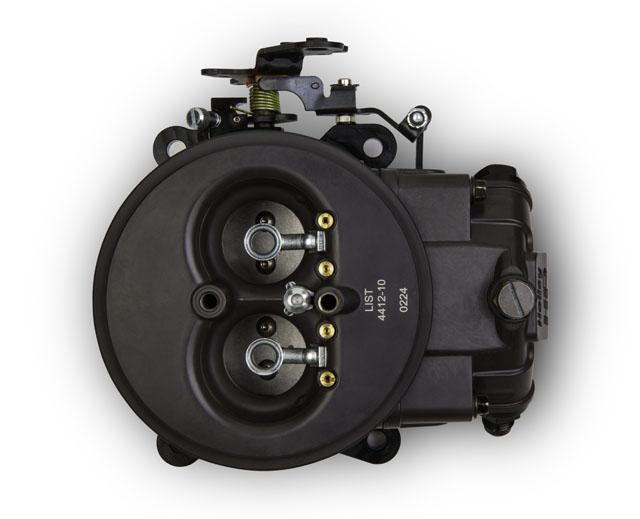 Circle Change: Holley's New Ultra XP 2-Barrel Carburetor a