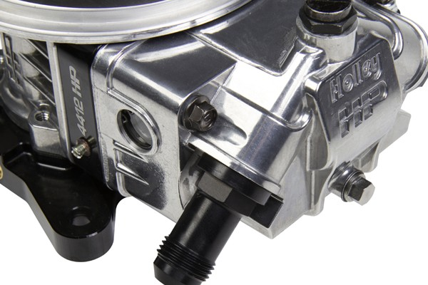 Circle Change: Holley's New Ultra XP 2-Barrel Carburetor a Game