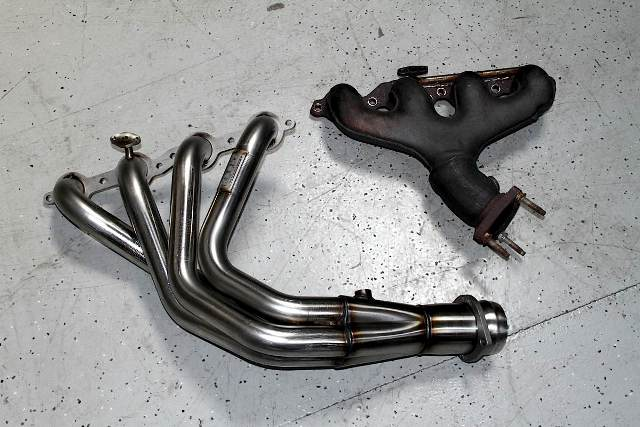 Video Headers Vs Exhaust Manifolds Onallcylinders
