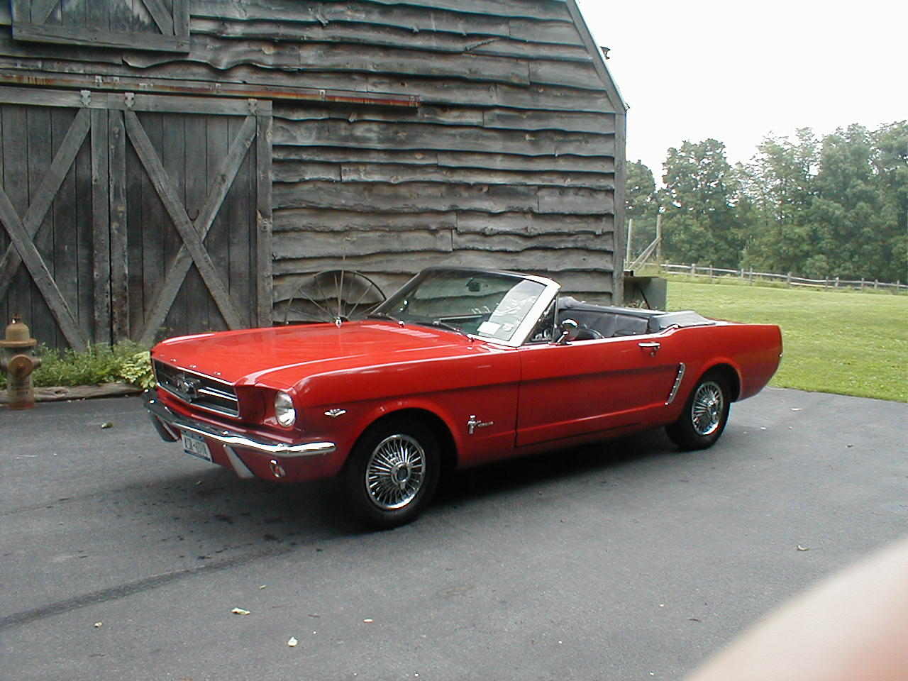 Top 10 Mustangs of All Time (#2) 1964 ½ Mustang - OnAllCylinders