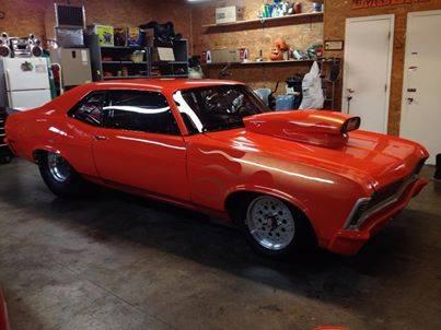 1969 Chevy Nova