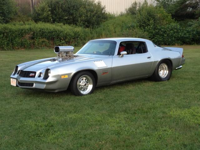 1978 Chevrolet Camaro Z/28