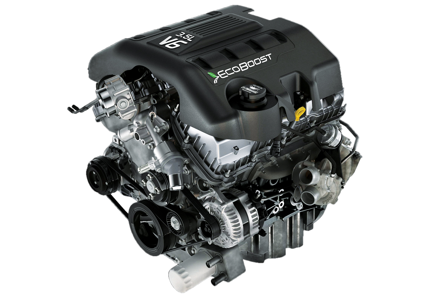 Ecoboost 101 A Quick Guide To Upgrading Your Ford Engine Cat Turbocharger Diagram Of Onallcylinders