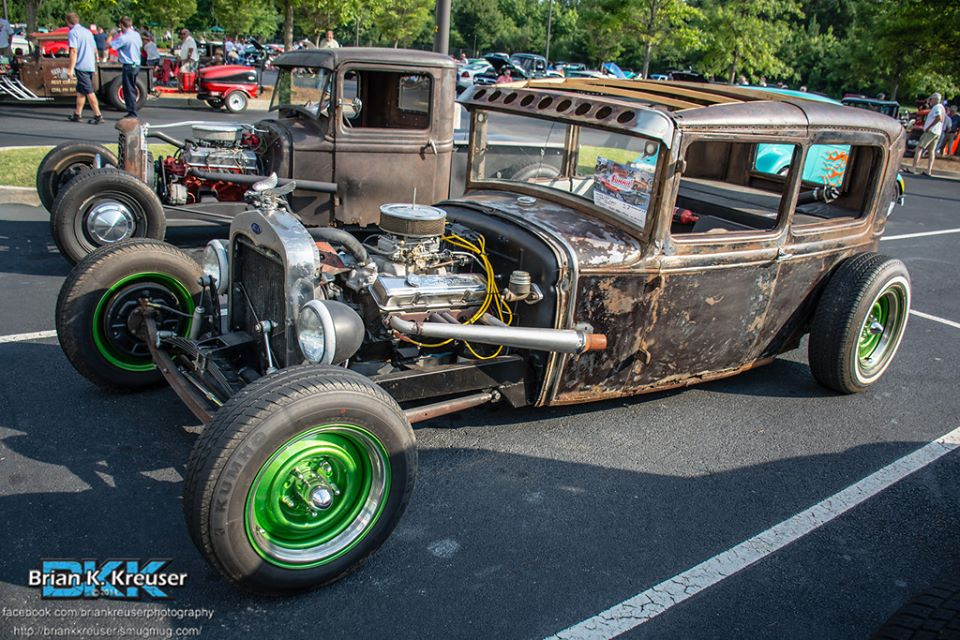 Photo Gallery: Old-School Hot Rods and Rat Rods - OnAllCylinders