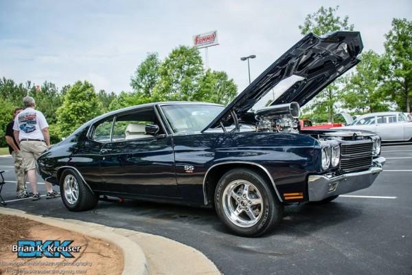 Chevy SS Black