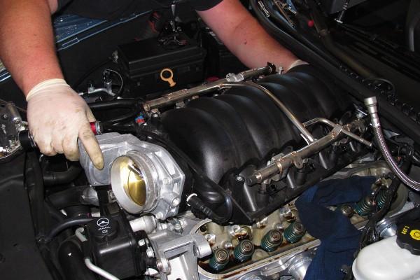 C6 Grand Sport Magnuson Install 04