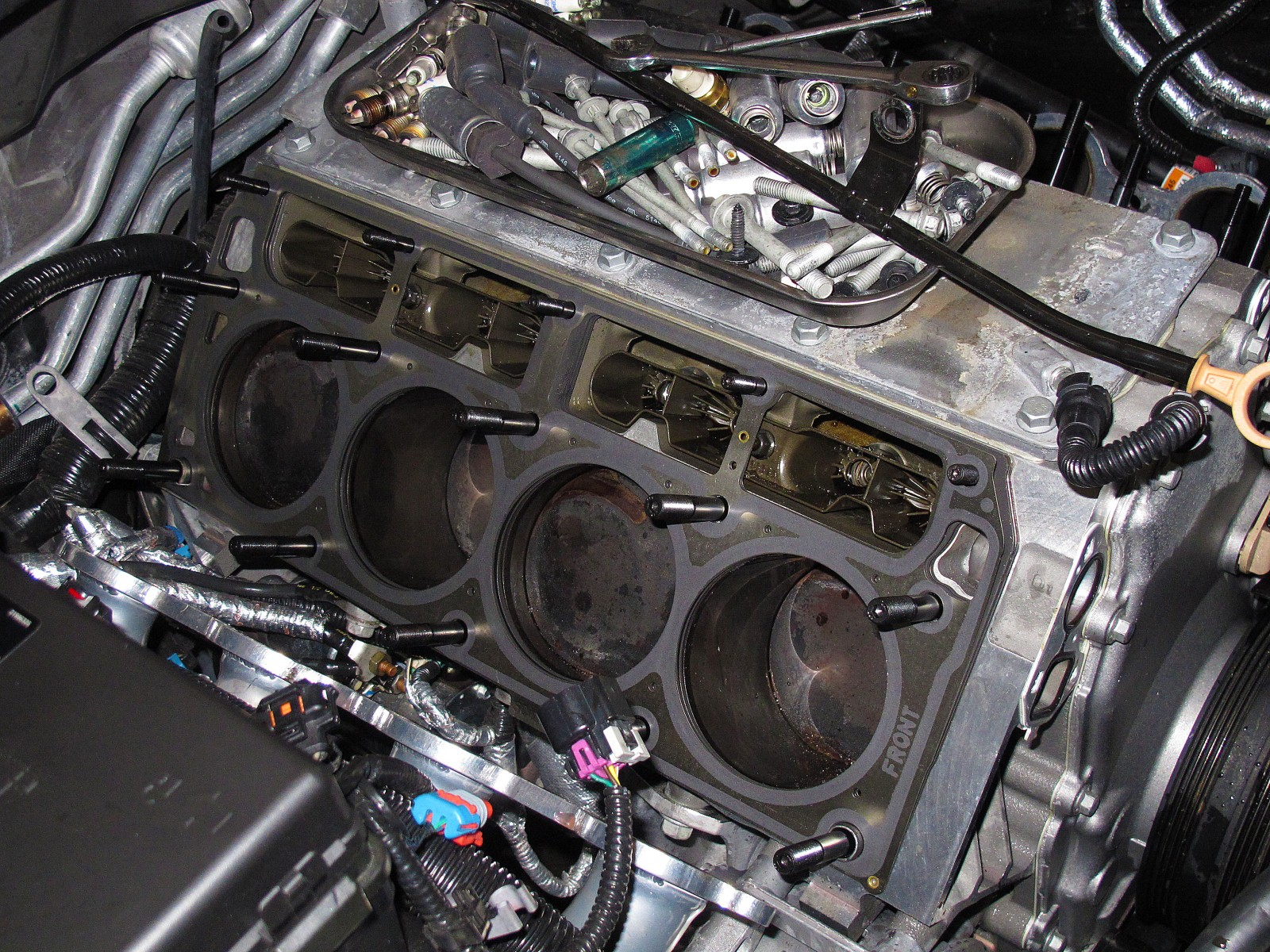 Blown Opportunity We Install And Dyno A Magnuson Blower