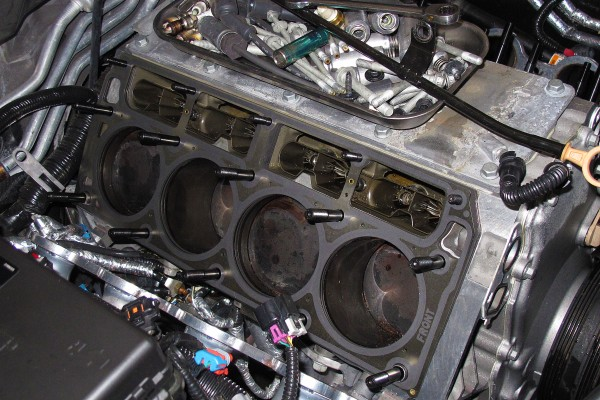 C6 Grand Sport Magnuson Install 06