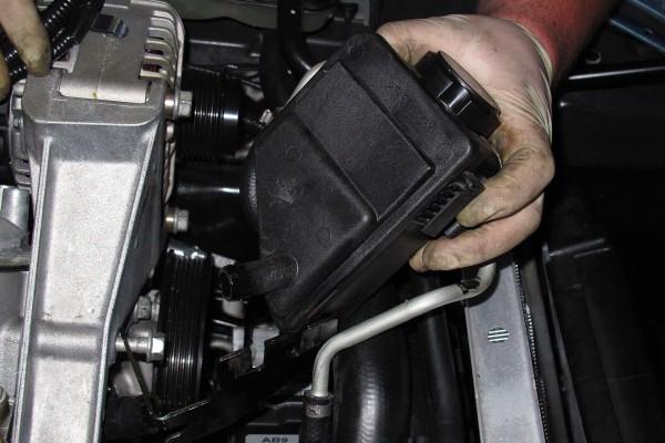 C6 Grand Sport Magnuson Install 21