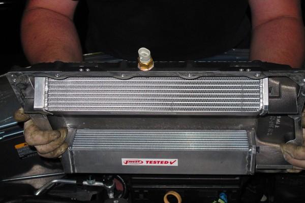 C6 Grand Sport Magnuson Install 23