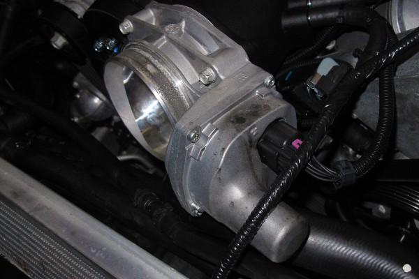 C6 Grand Sport Magnuson Install 24