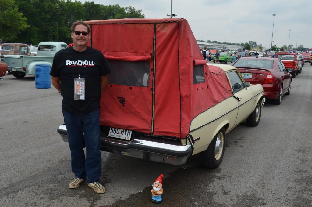 Chevy Nova Hatchback Hutch