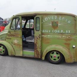 1948 Divco Milk Van