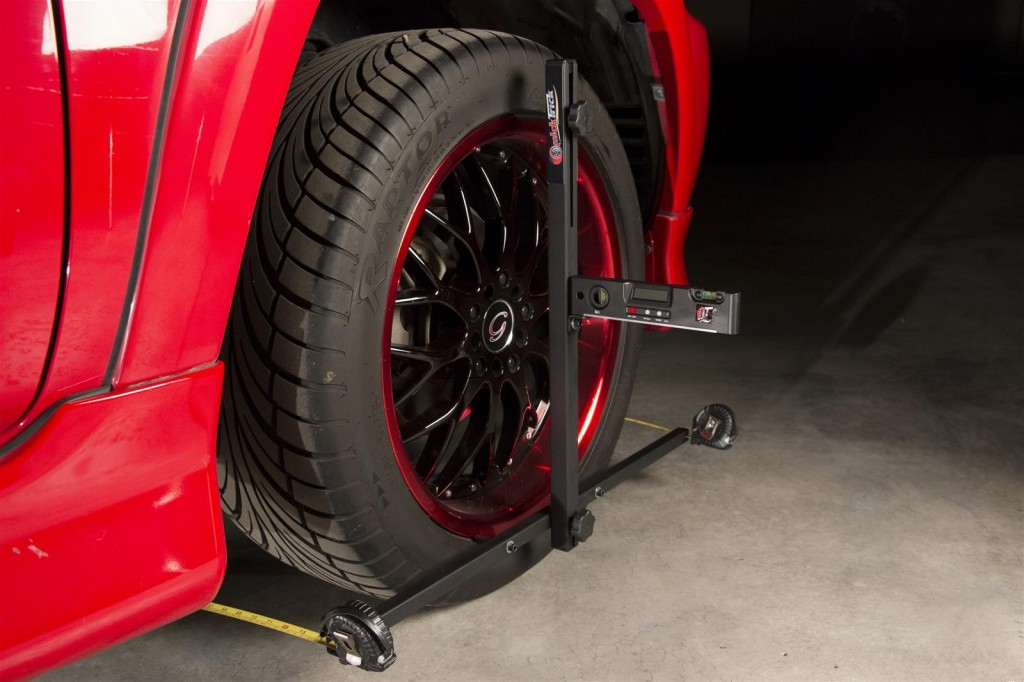 Quick Tech: DIY Caster/Camber Measurements with the Quick Trick Wheel Alignment Tool