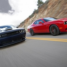 Is the 2015 Challenger SRT Hellcat the Most Powerful Muscle Car Ever? Why Yes!