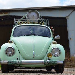 Beetle-Mania: We Mark the 11th Anniversary of the Last Classic Beetle by Sharing this Ultra-Cool '70 Bug
