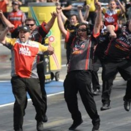 NHRA Wrap-Up: Todd, Hight, Johnson & Hines Win at the Mountain
