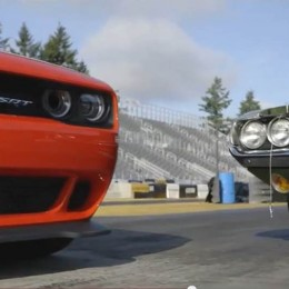 Challenger Hellcat Track Video: How Does 707 HP Translate Into ETs?
