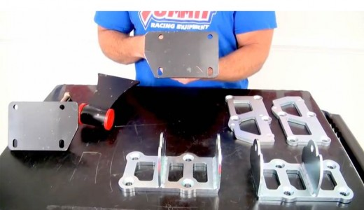 Video: Starting Your LS Swap with the Right Engine Mounts