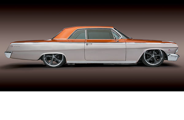 Old School Crush Charlie Rodgers 1962 Chevrolet Impala