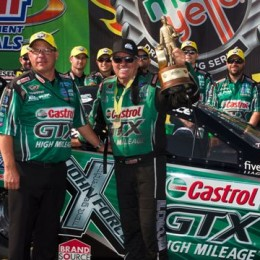 NHRA Wrap-Up: J. Force, Brown, Enders-Stevens and Hines Win in Norwalk