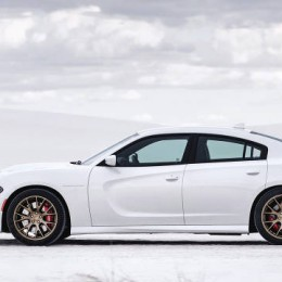 2015 Charger Hellcat Boasts 204 MPH Top Speed, 707 Horsepower