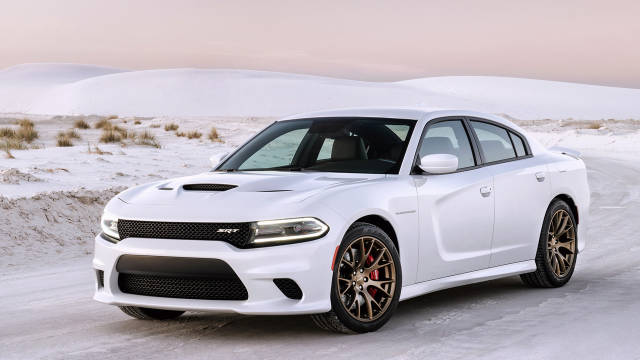 2015 charger hellcat white