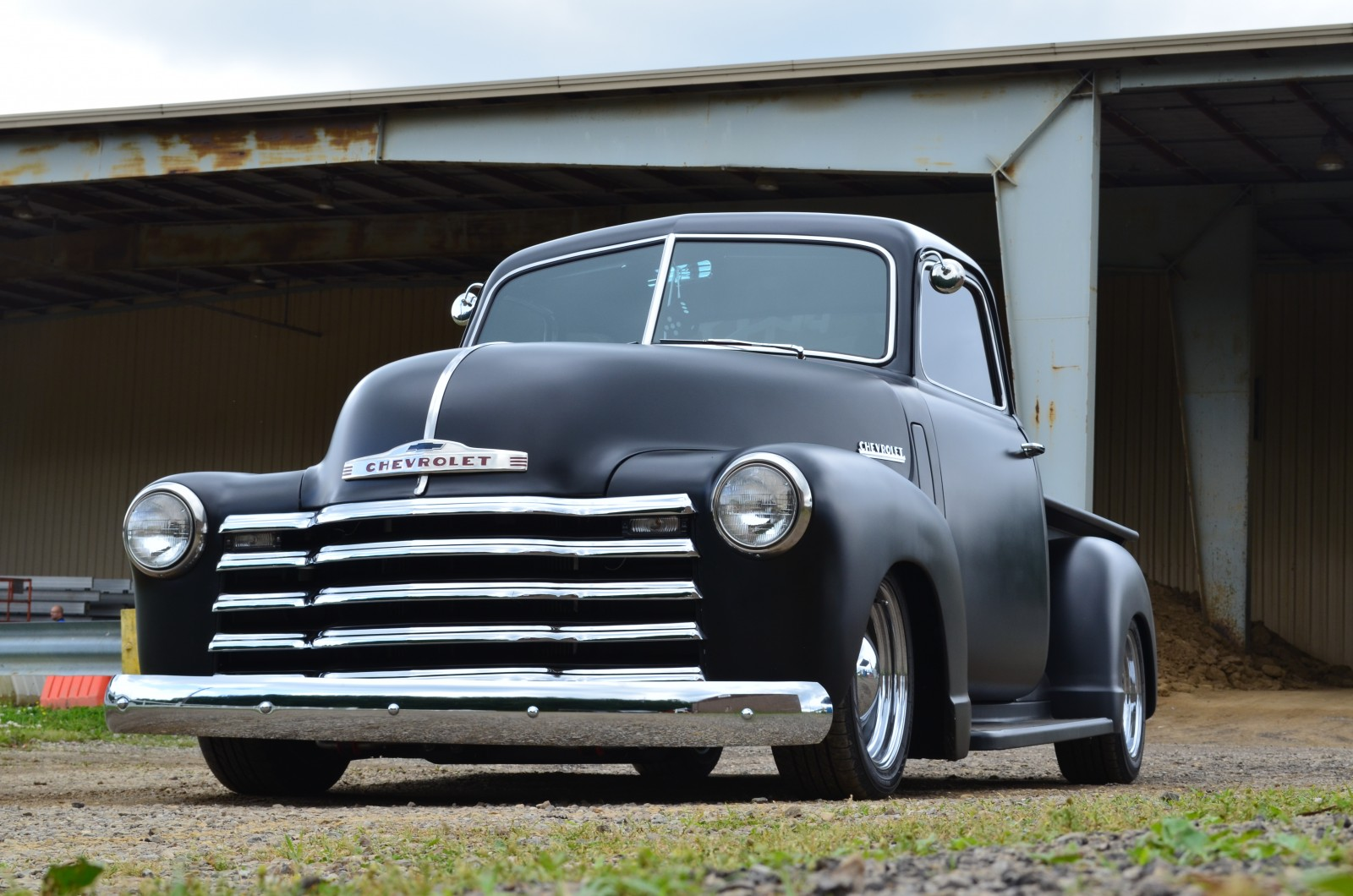Mini Feature Dave Julie Plickerts 1949 Chevrolet 3100 Chevy Pickup Hot Rod Onallcylinders