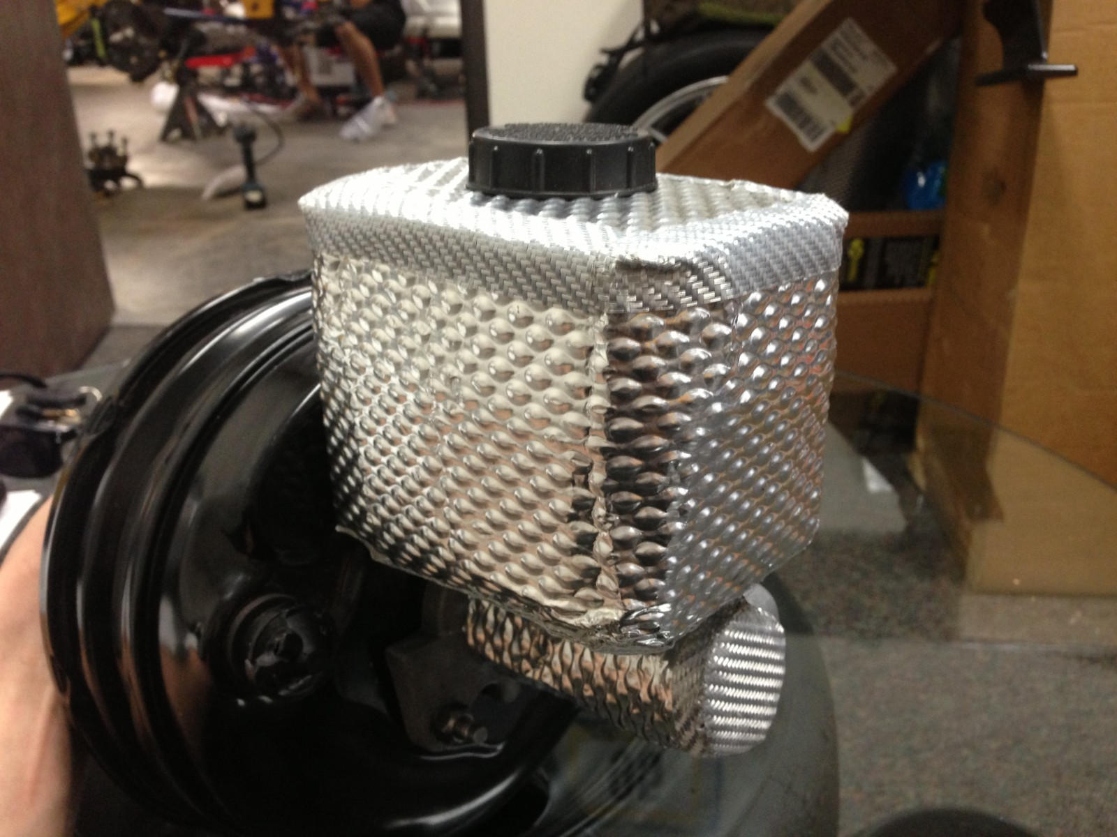 Exhaust Heat Wrap >> Heat Check: A Basic Guide to Exhaust Wrap, Thermal Barriers & Heat Protection - OnAllCylinders