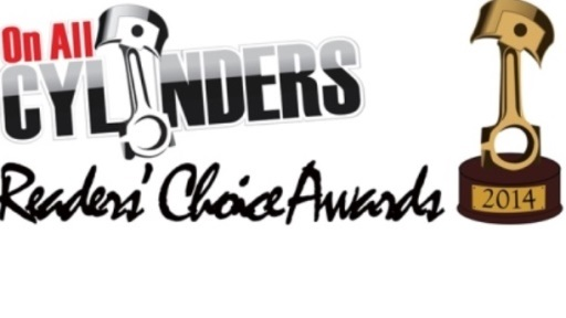 Vote Now in The Inaugural OnAllCylinders Readers' Choice Awards!