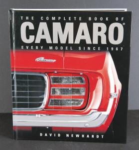 camaro book