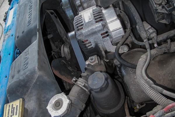 Magic Show How to Install a Flexalite Black Magic Electric Fan – Dodge Dakota Fan Wiring