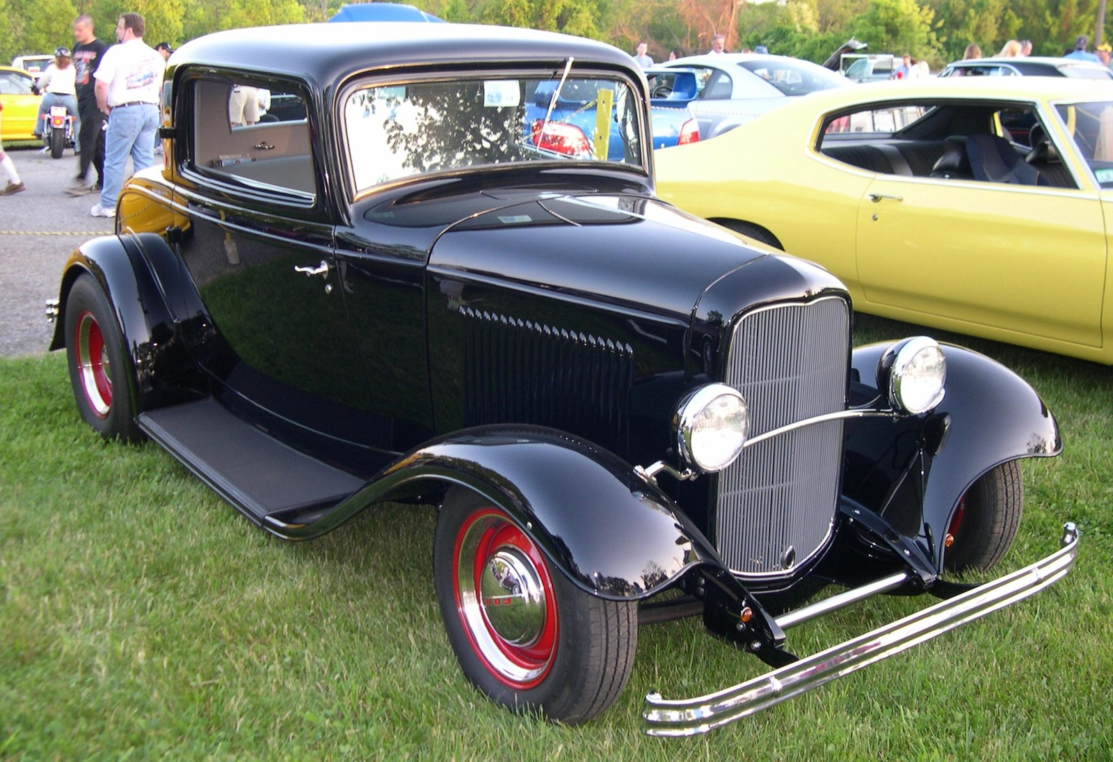 Top 8 Model Years in Hot Rod History (#8): 1932 - OnAllCylinders