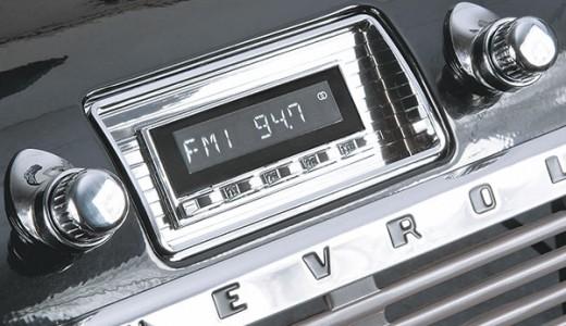 Parts Bin: Big Block Chevy Heads & Retro Radios
