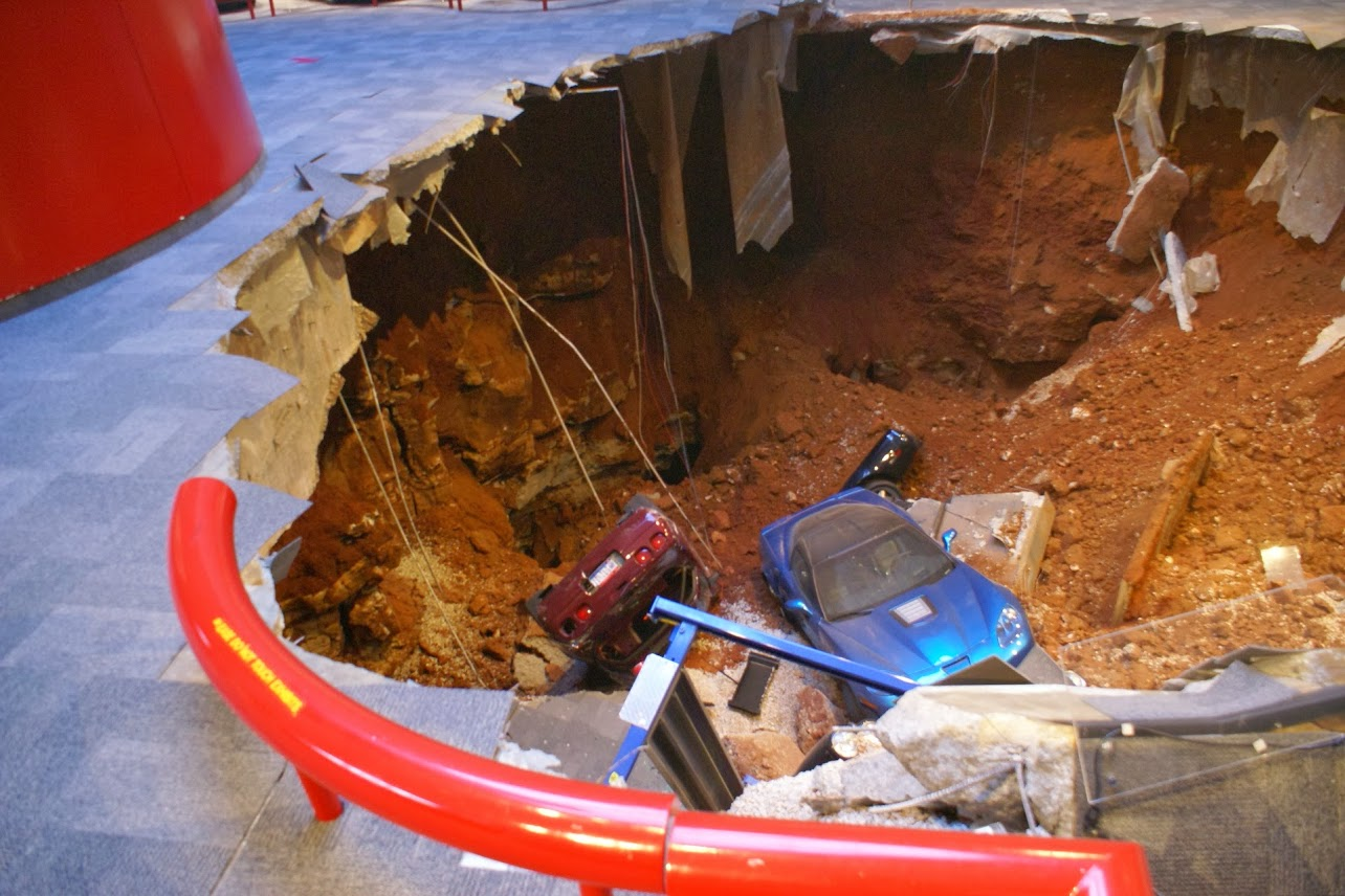 National Corvette Museum >> Chevrolet, National Corvette Museum to Restore Three Sinkhole Vettes - OnAllCylinders