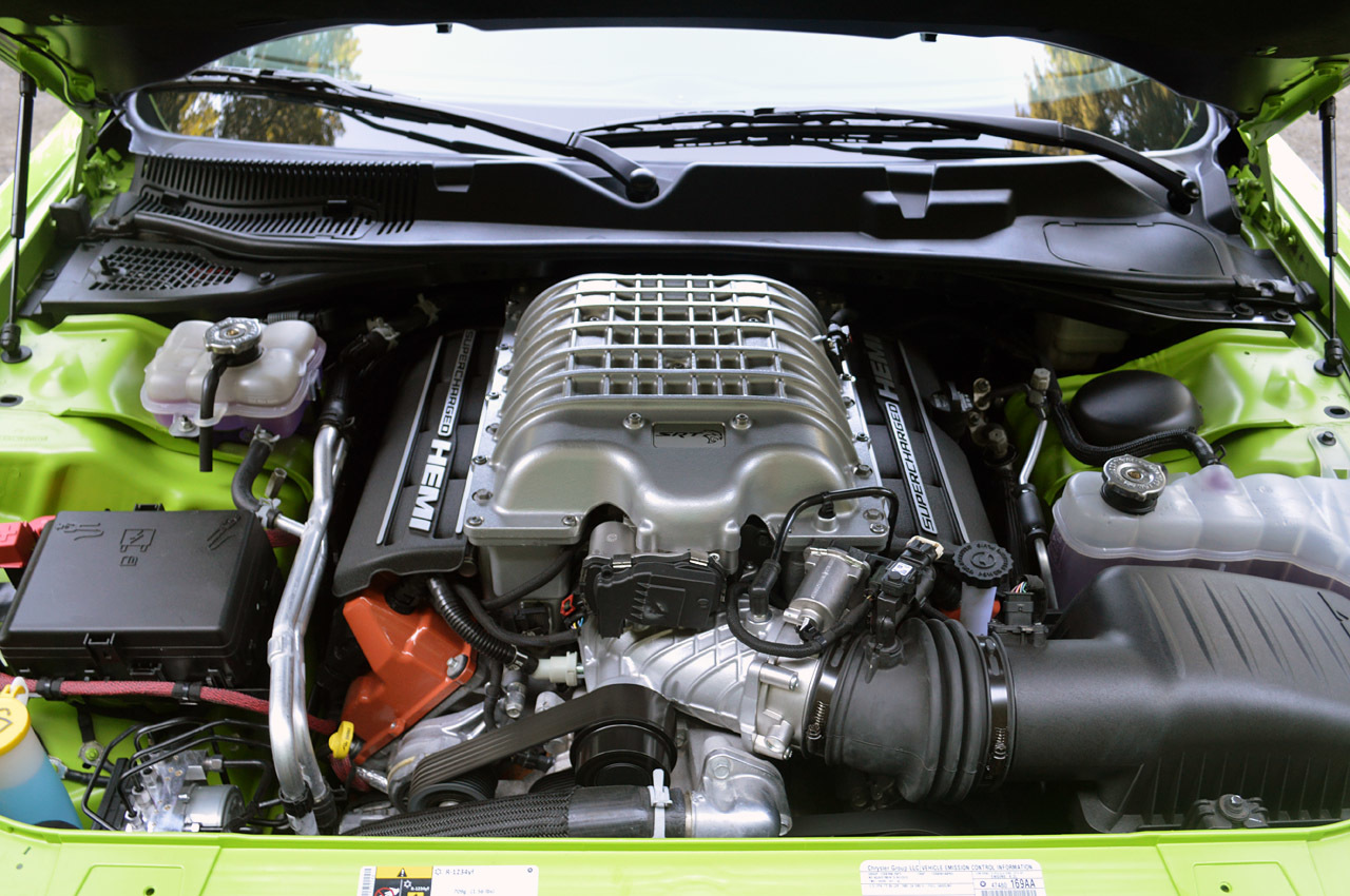 UPDATED: Did Challenger SRT Hellcat Actually Dyno at 825 ...