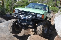 Spring Fling: Improving Articulation and Ride Comfort with Higher Quality Leaf Springs