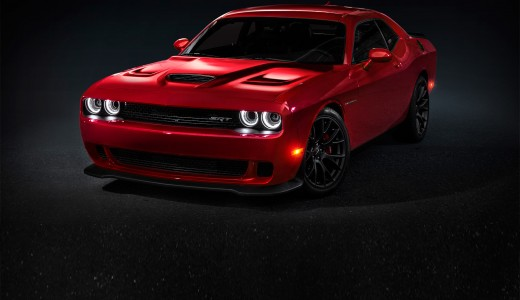 Very First Challenger SRT Hellcat Goes for $825,000 at Auction!