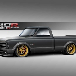 Spectre Performance to Host Debut of 1972 C10-Based C10R Project at SEMA