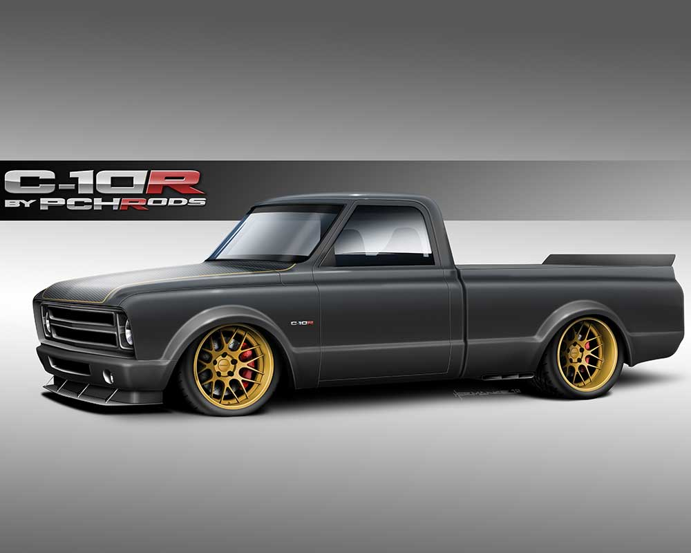 John Deere Race Car >> Spectre Performance to Host Debut of 1972 C10-Based C10R Project at SEMA - OnAllCylinders