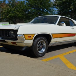 Lot Shots Find of the Week: 1971 Ford Torino GT