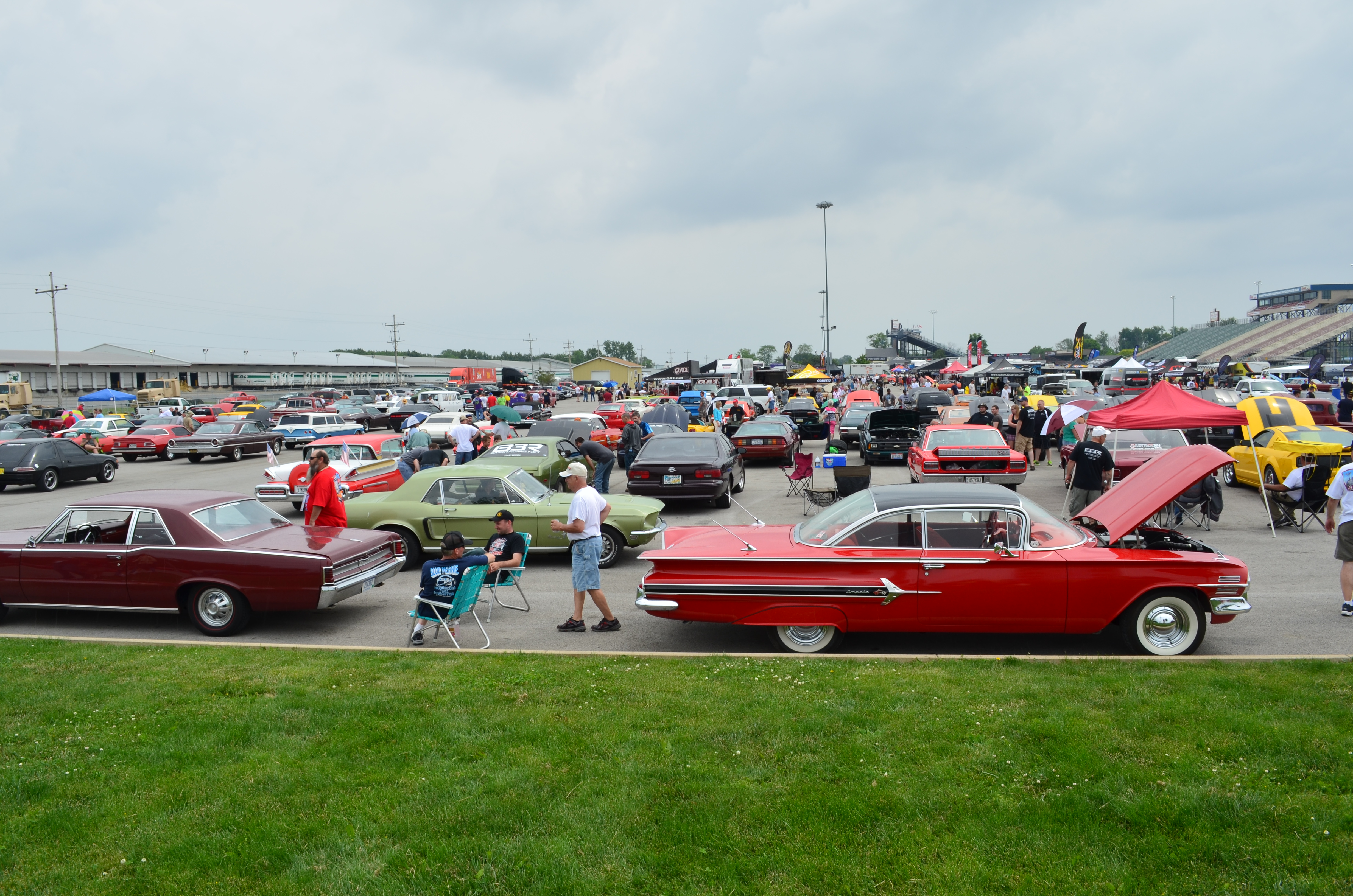 Summit Racings Super Summit Moves To Summit Motorsports Park In - Summit car show