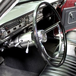 SEMA Preview: ididit to Introduce New Tilt Steering Column for 1965 Ford Falcon