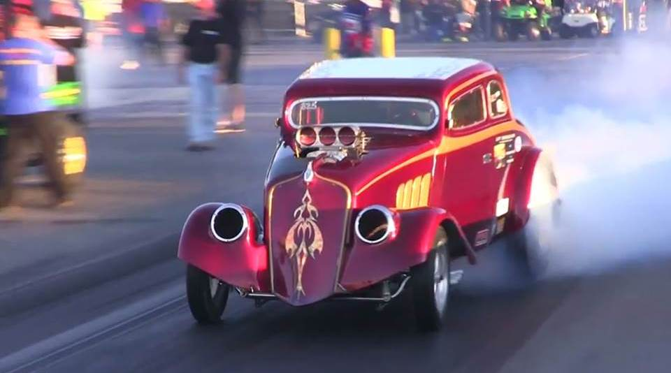 Like Old School Drag Racing Get Your Fix With Nostalgia