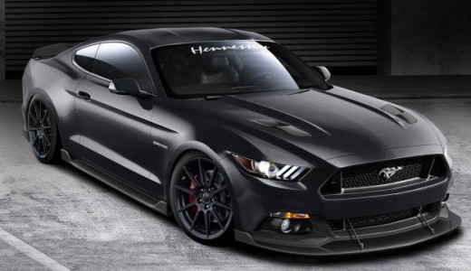 The 2015 Mustang Answer to the Hellcat is Here: The 717 Horsepower HPE700 Mustang GT