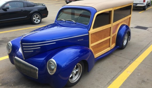 Lot Shots Find of the Week: Custom Willys Woodie Wagon