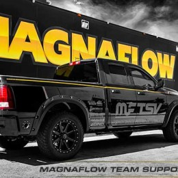 MagnaFlow Plans Full Line-Up of New Products, Celebrity Appearances & Unique Vehicles for SEMA