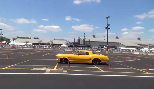 Video: 2014 Ridler Award-Winning Riviera Goes Autocrossing!