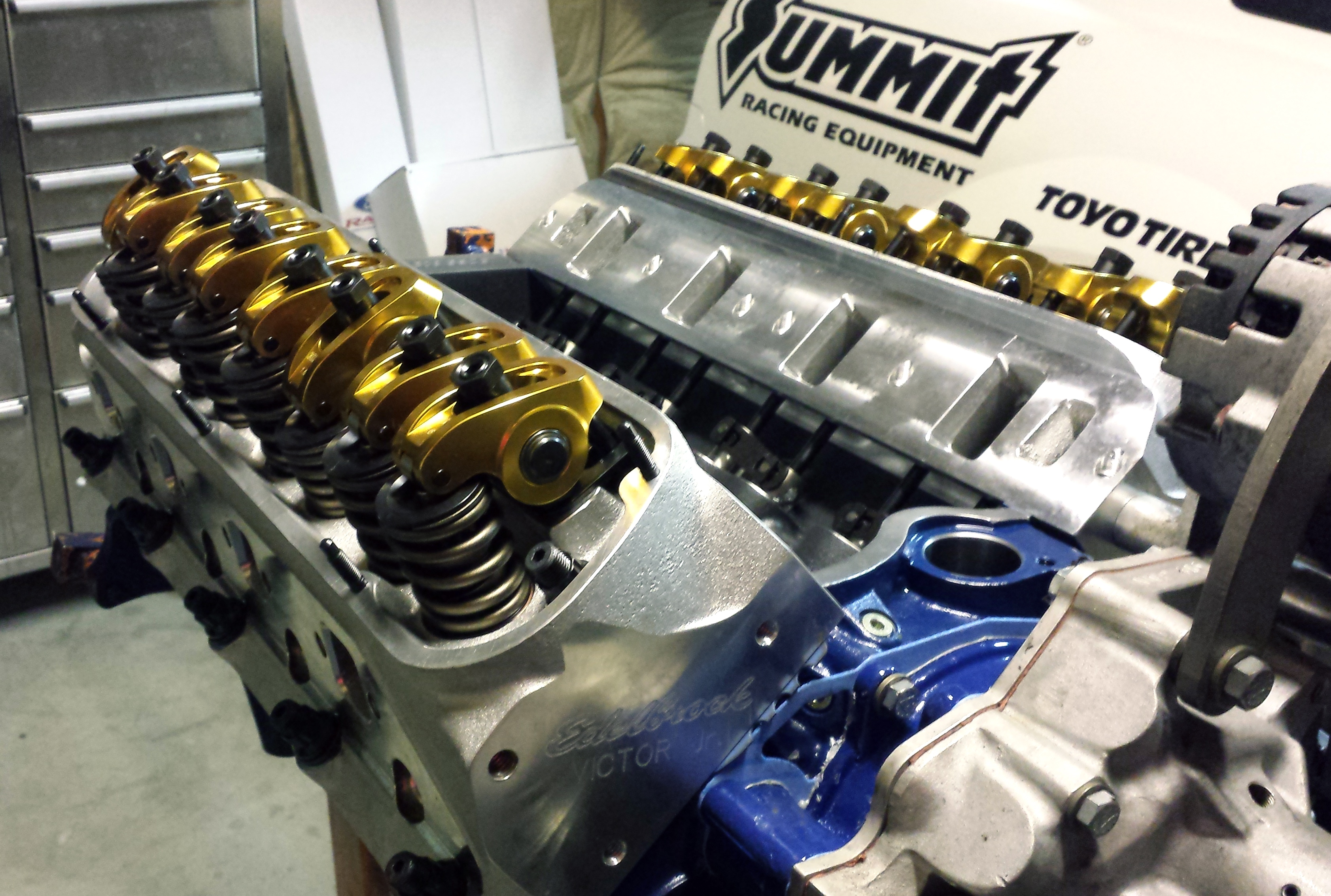 Car Engines For Sale >> Iron Man 363: Building a Stout Small Block Ford for NASA American Iron Competition - OnAllCylinders
