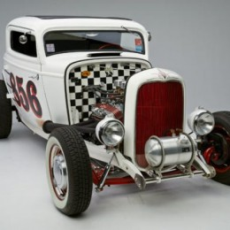 Checkmate: Dave Madej's 1932 Ford Coupe